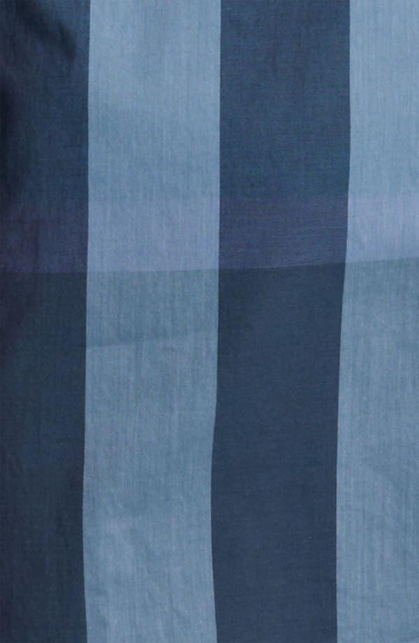 Alternate Image 3  - Burberry Brit Check Print Shirt