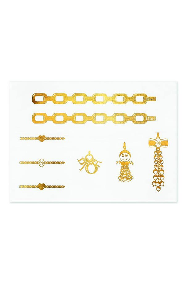 Alternate Image 2  - Dior 'Grand Bal' Golden Tattoos