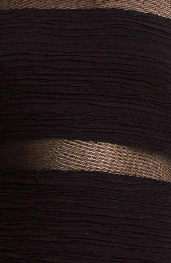 Alternate Image 3  - Bailey 44 'Venom' Mesh Banded Body-Con Dress