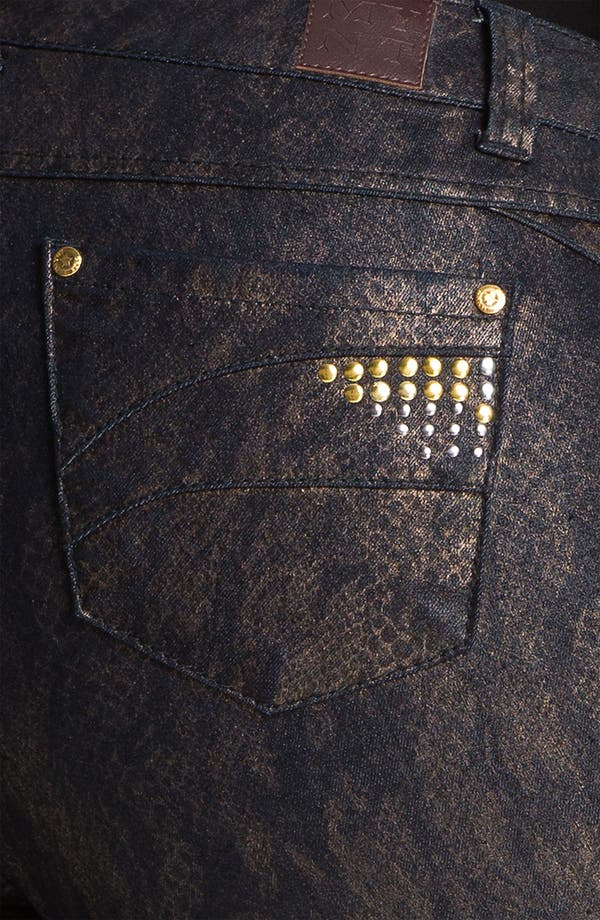 Alternate Image 3  - Mynt 1792 'Murray Hill' Skinny Jeans (Plus)