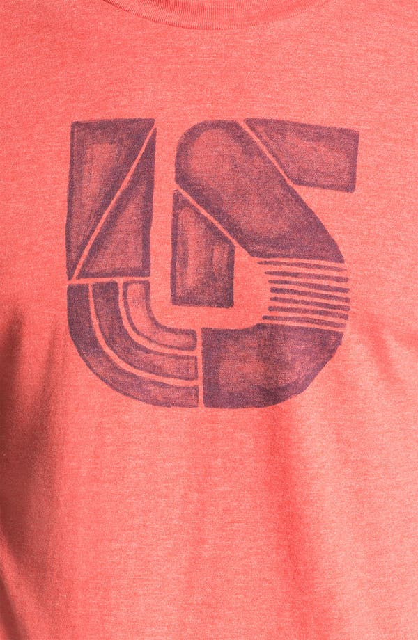 Alternate Image 3  - Burton 'Painted Process' Graphic T-Shirt