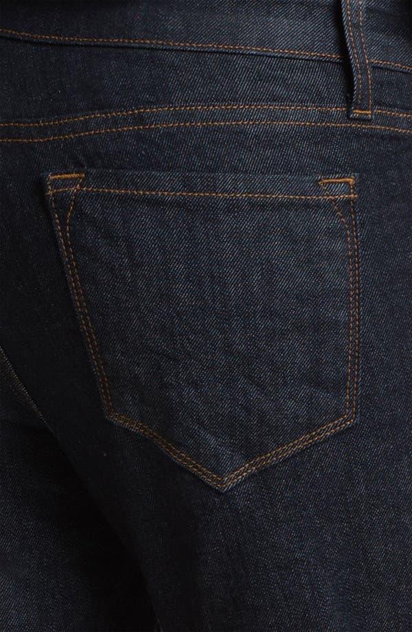 Alternate Image 3  - Blue Essence Boyfriend Jeans (Dark Canadian) (Nordstrom Exclusive)