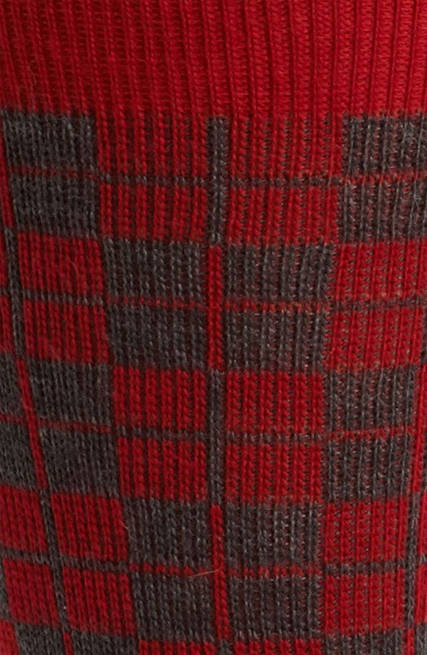 Alternate Image 2  - Marcoliani 'Jacquard' Tartan Socks