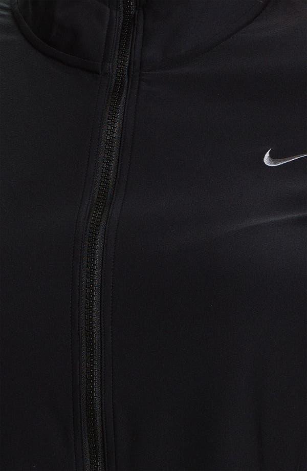 Alternate Image 3  - Nike 'Poly Central' Jacket (Plus Size)