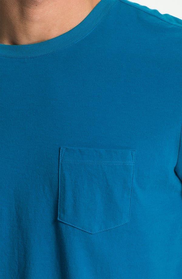 Alternate Image 3  - Vince Pocket Crewneck T-Shirt