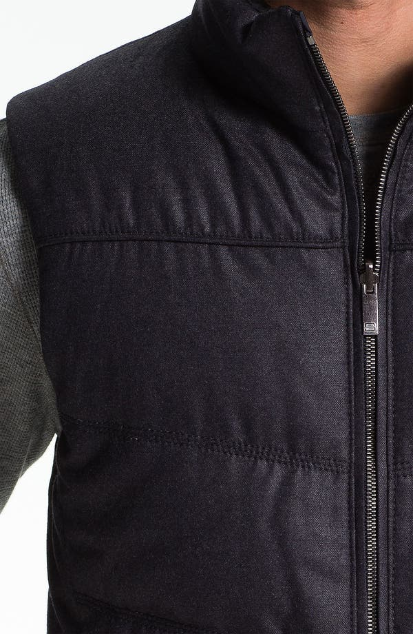 Alternate Image 3  - BOSS Selection 'Laurian' Reversible Quilted Vest