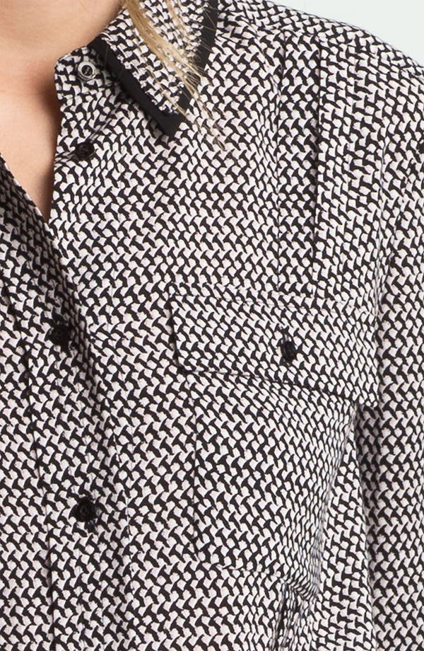 Alternate Image 3  - Mcginn 'Kelly' Checkered Blouse