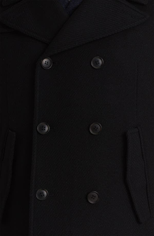 Alternate Image 3  - Zachary Prell 'Franklin' Double Breasted Wool Blend Coat