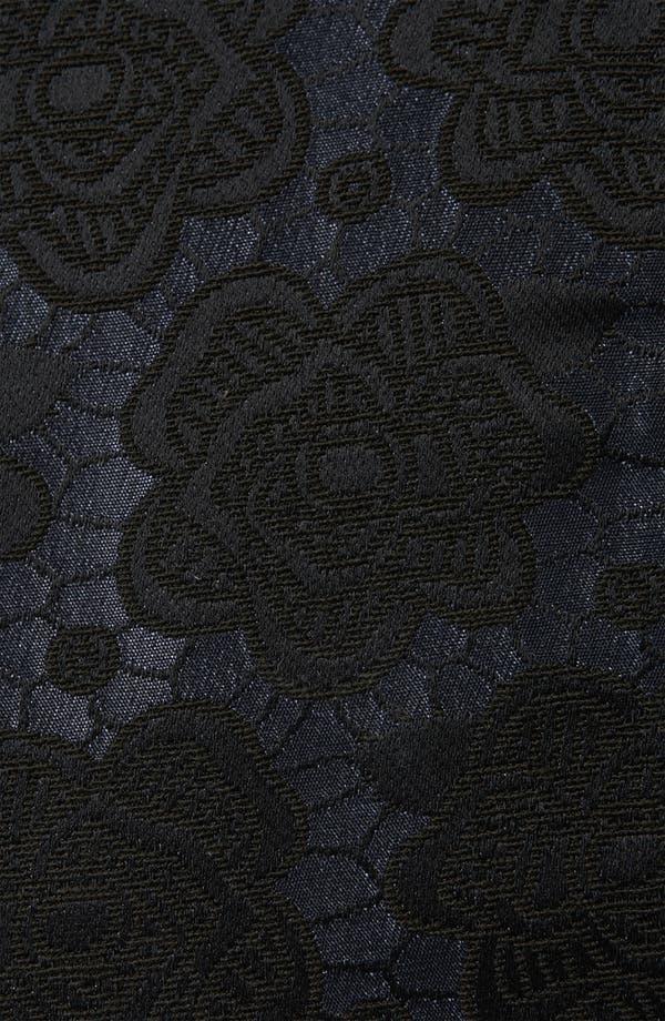 Alternate Image 3  - Topshop Floral Jacquard Romper