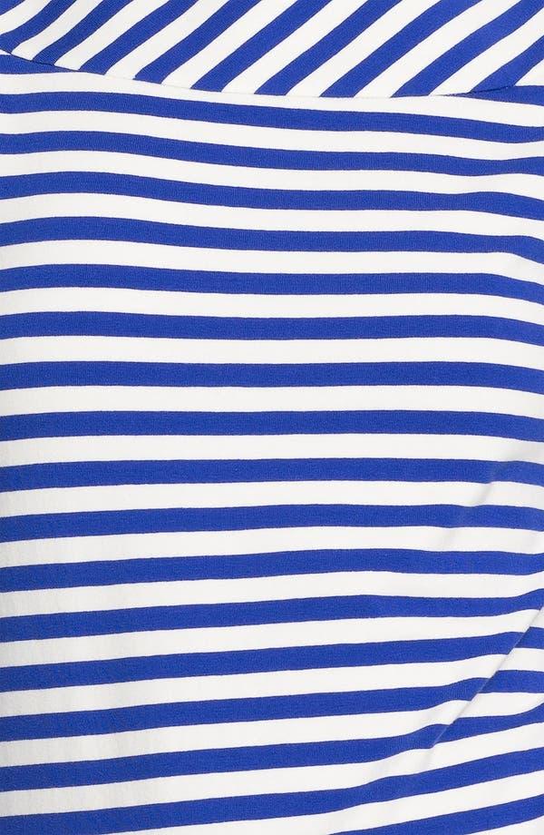 Alternate Image 3  - kate spade new york 'shantie' stripe top