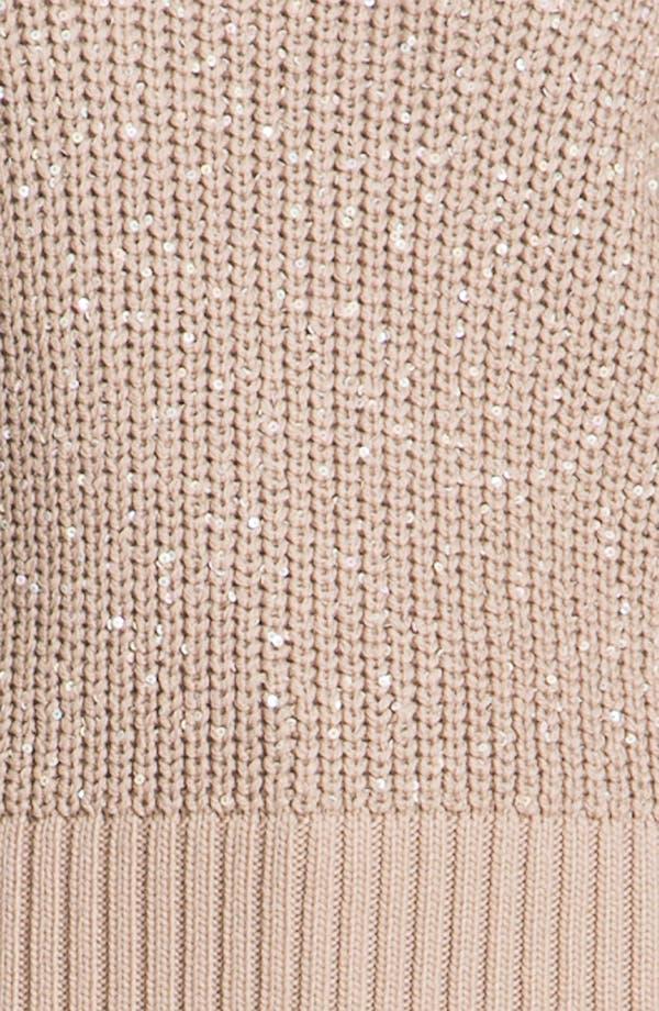 Alternate Image 5  - St. John Yellow Label Sequin Knit Sweater