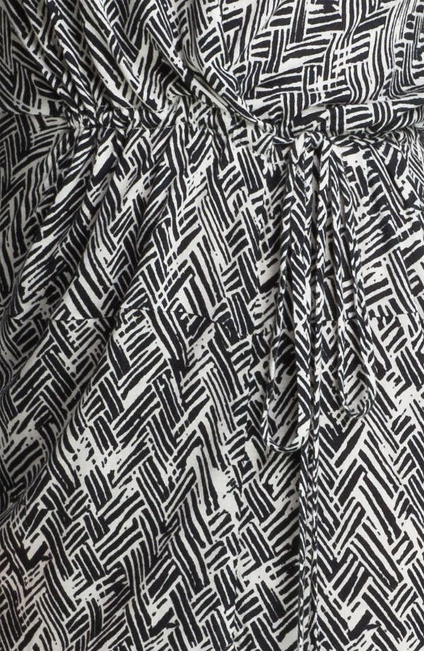 Alternate Image 3  - Thakoon Carbon Copy Basket Weave Print Maxi Dress