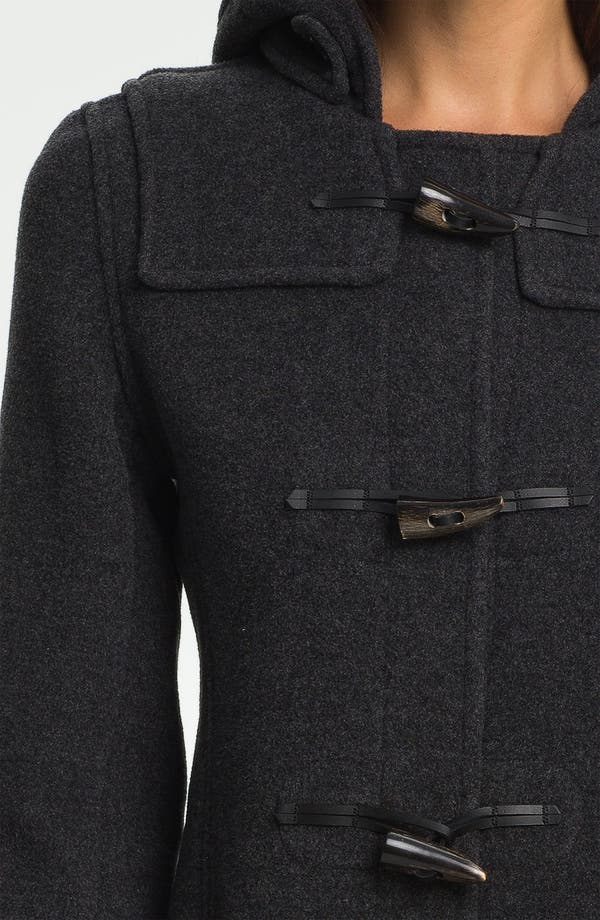 Alternate Image 3  - Gloverall Slim Fit Duffle Coat