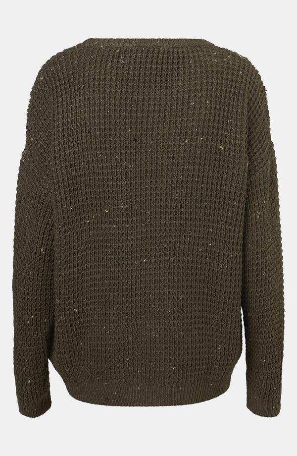 Alternate Image 2  - Topshop Speckled Sweater
