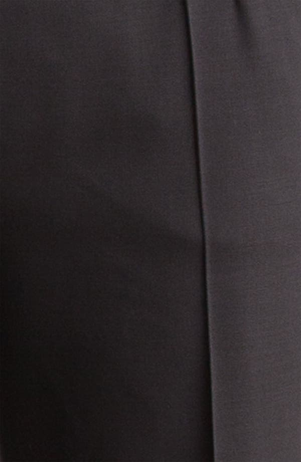 Alternate Image 3  - Dolce&Gabbana Straight Leg Stretch Wool Trousers