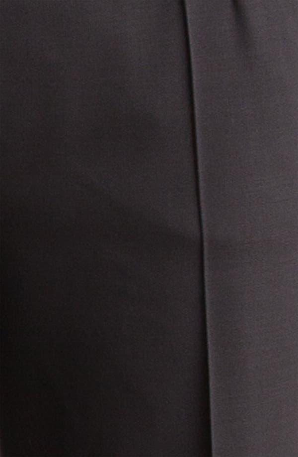 Alternate Image 3  - Dolce&Gabbana Straight Leg Stretch Wool Trousers