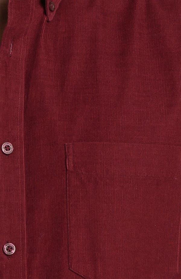 Alternate Image 3  - Nordstrom Regular Fit Corduroy Sport Shirt