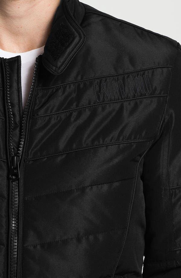 Alternate Image 3  - G-Star Raw 'Mortiz' Quilted Moto Jacket