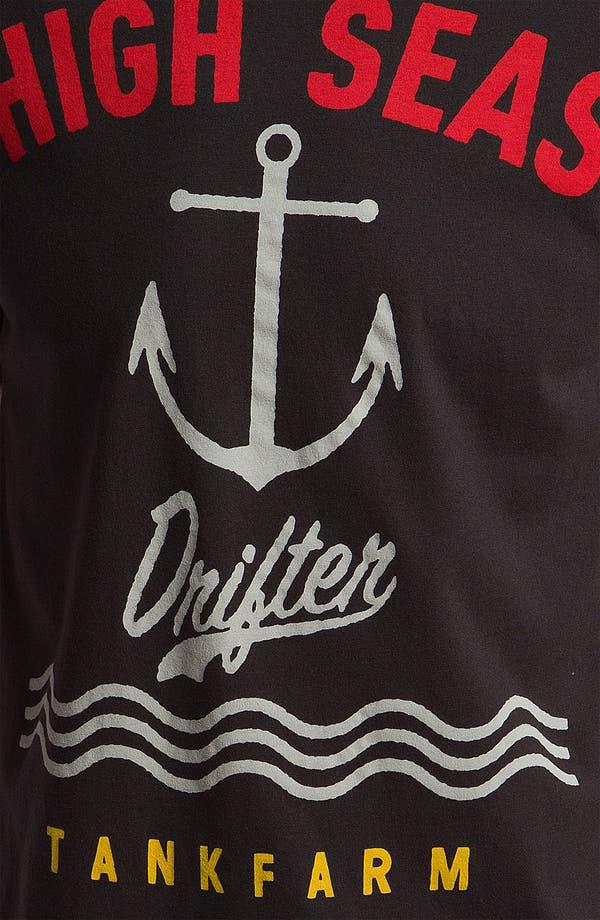 Alternate Image 3  - Tankfarm 'High Seas Drifter' Graphic T-Shirt