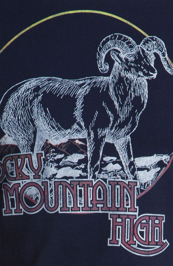 Alternate Image 3  - Topless 'Rocky Mountain' T-Shirt