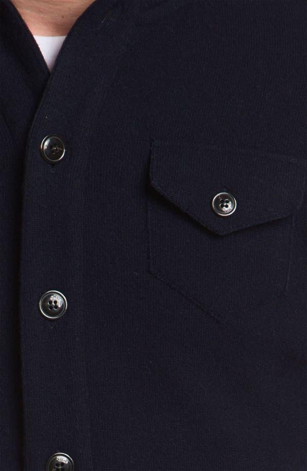 Alternate Image 3  - Woolrich John Rich Wool Blend Button Cardigan