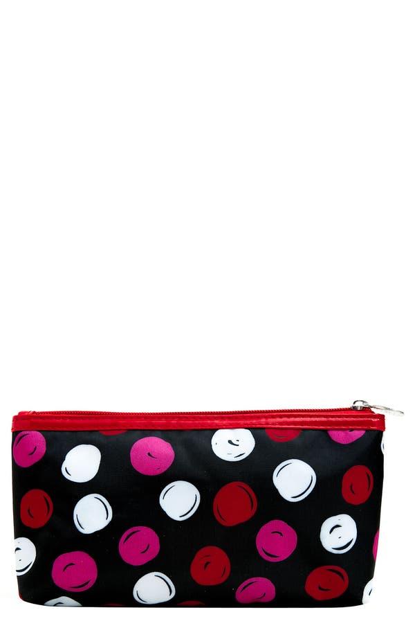 Alternate Image 2  - Tricoastal Design 'Dot' Cosmetics Bag Set