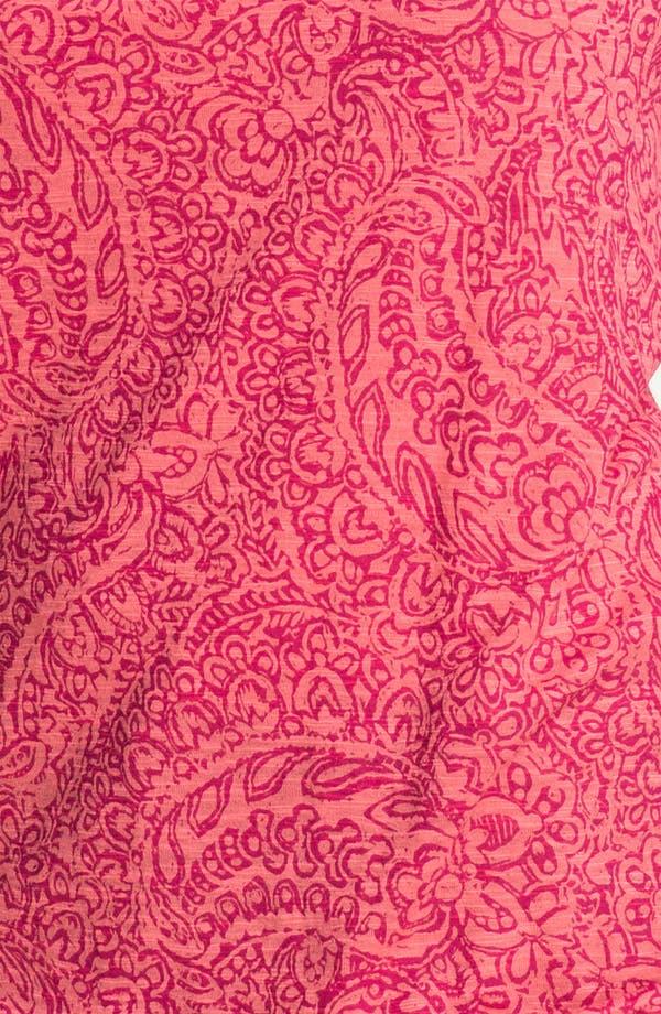 Alternate Image 3  - Lucky Brand 'Tilly' Paisley Top
