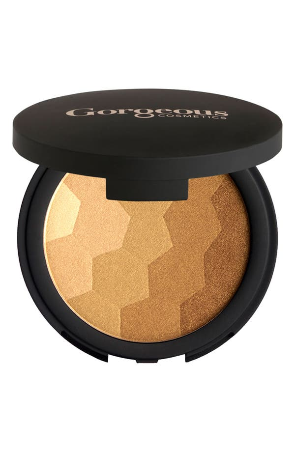 Alternate Image 1 Selected - Gorgeous Cosmetics 'Prism - Summer' Powder Highlighter