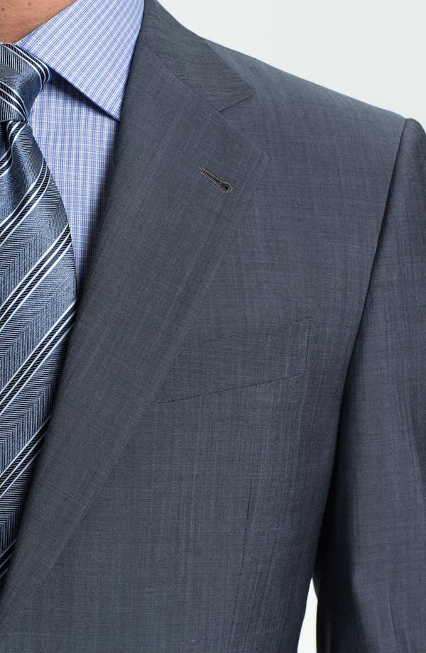 Alternate Image 6  - Joseph Abboud Wool Suit