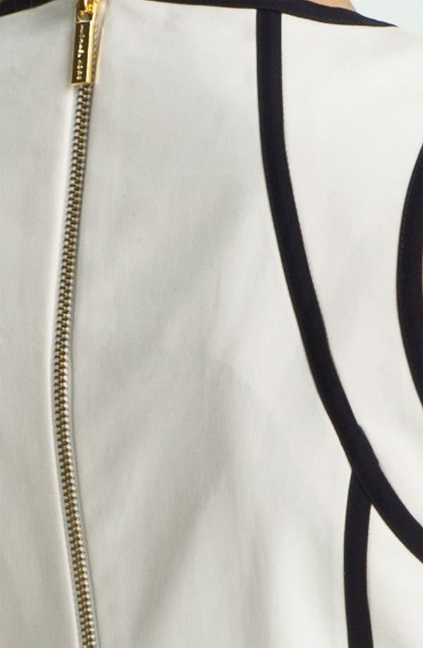 Alternate Image 3  - MICHAEL Michael Kors Sleeveless Scuba Dress