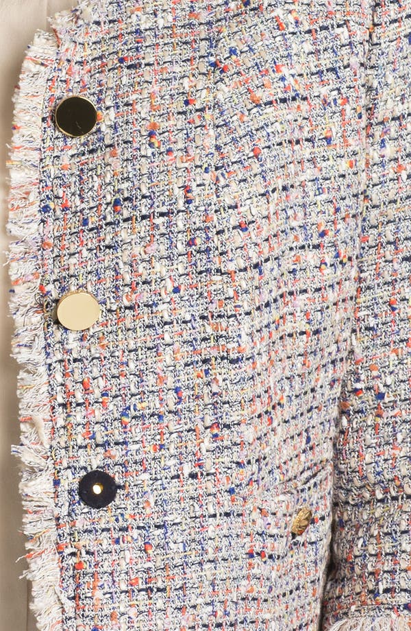 Alternate Image 3  - Tory Burch 'Emma' Crop Jacket