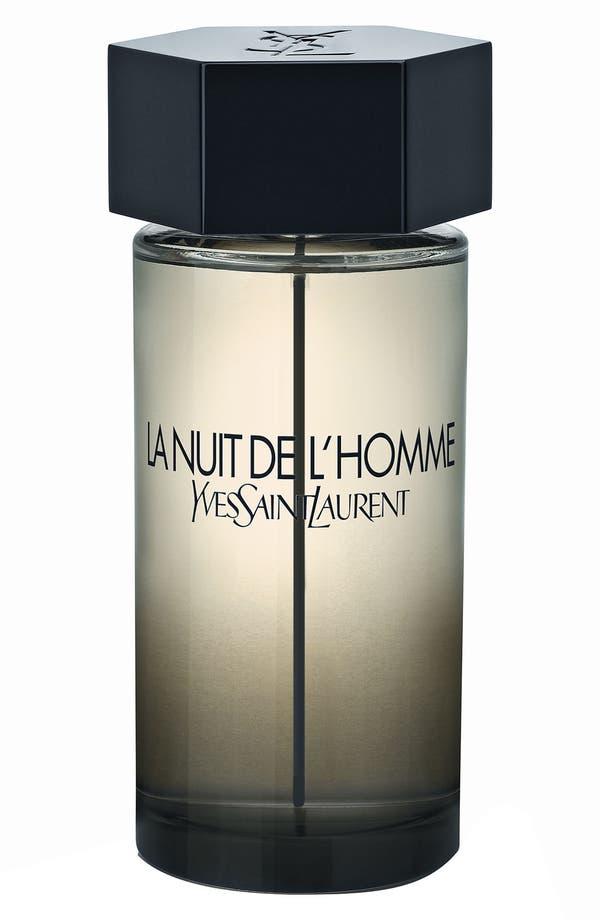 Alternate Image 1 Selected - Yves Saint Laurent 'La Nuit de l'Homme' Eau de Toilette (6.6 oz.) ($156 Value)