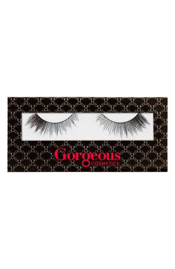Alternate Image 1 Selected - Gorgeous Cosmetics 'Miss Naughty' Faux Lashes