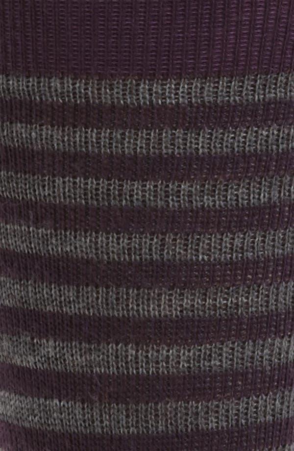 Alternate Image 2  - Marcoliani 'Jacquard' Stripe Socks