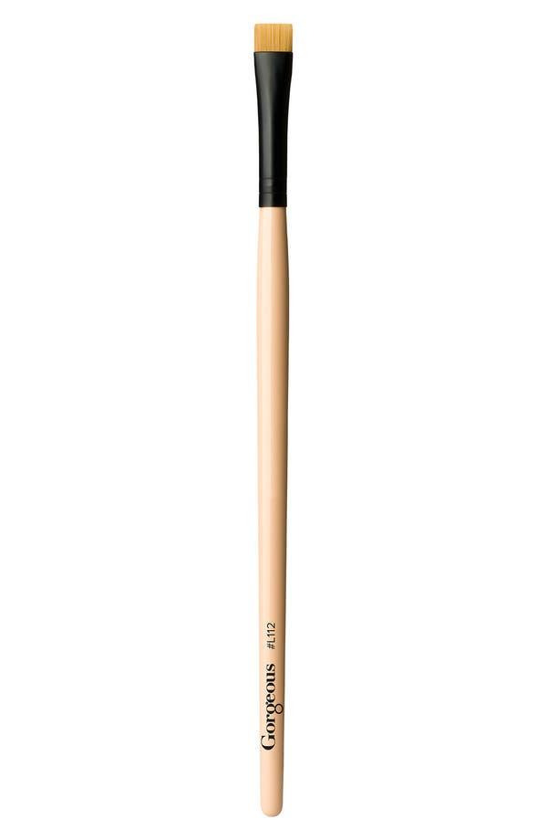 Alternate Image 1 Selected - Gorgeous Cosmetics 'L112' Multi Liner Brush