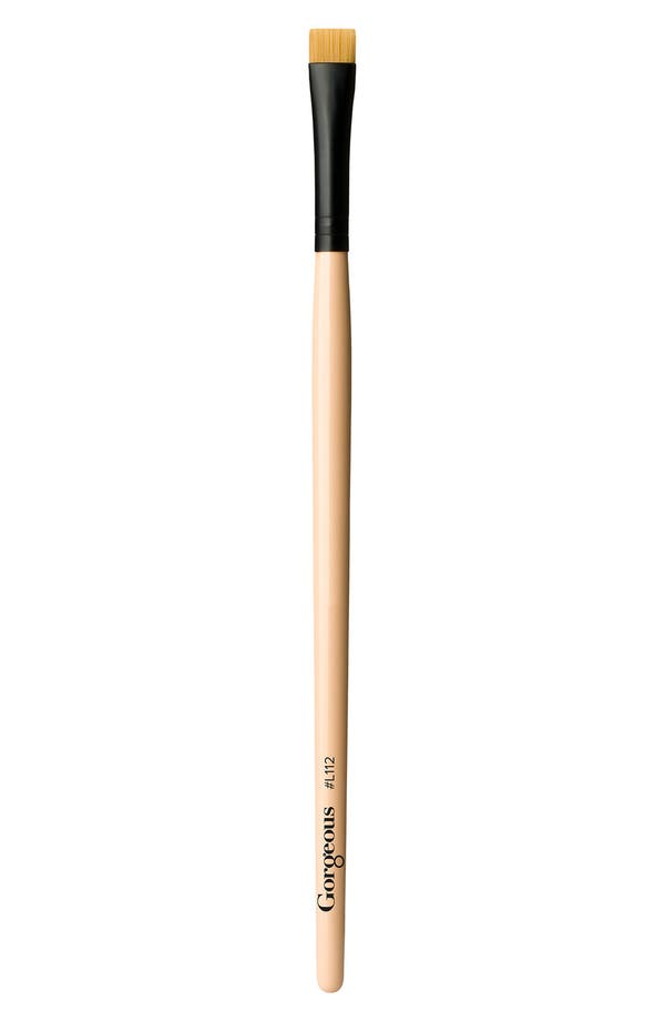 Main Image - Gorgeous Cosmetics 'L112' Multi Liner Brush