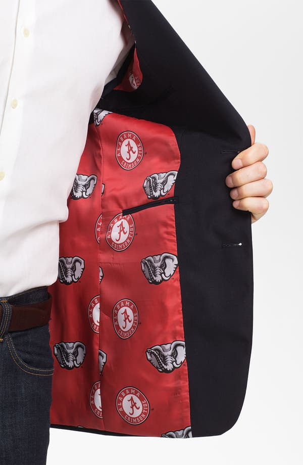 Alternate Image 4  - S. Cohen 'University of Alabama' Blazer (Online Only)