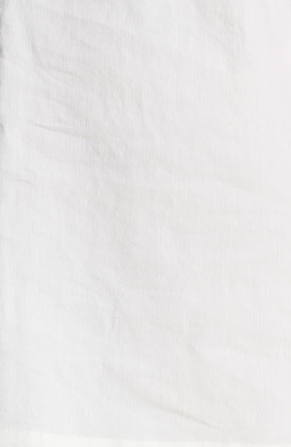 Alternate Image 3  - Theory 'Wandu' Linen Blend Shift Dress