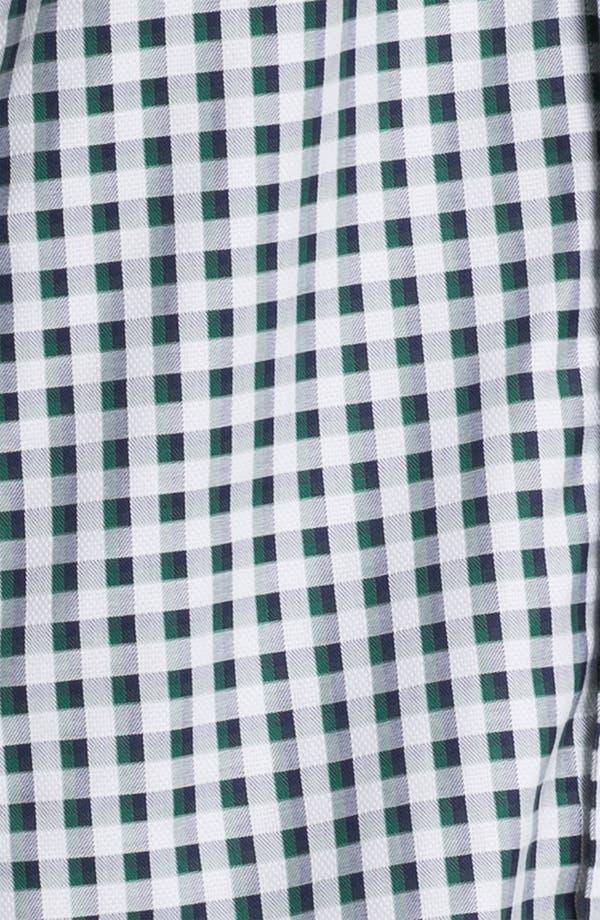 Alternate Image 3  - Bogosse 'Clau 52' Trim Fit Sport Shirt