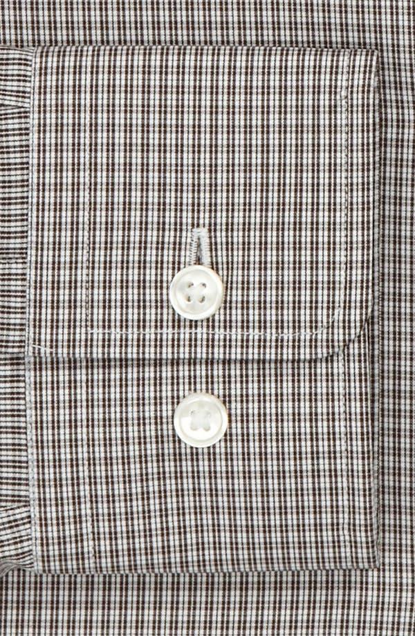 Alternate Image 2  - BOSS Black Sharp Fit Dress Shirt