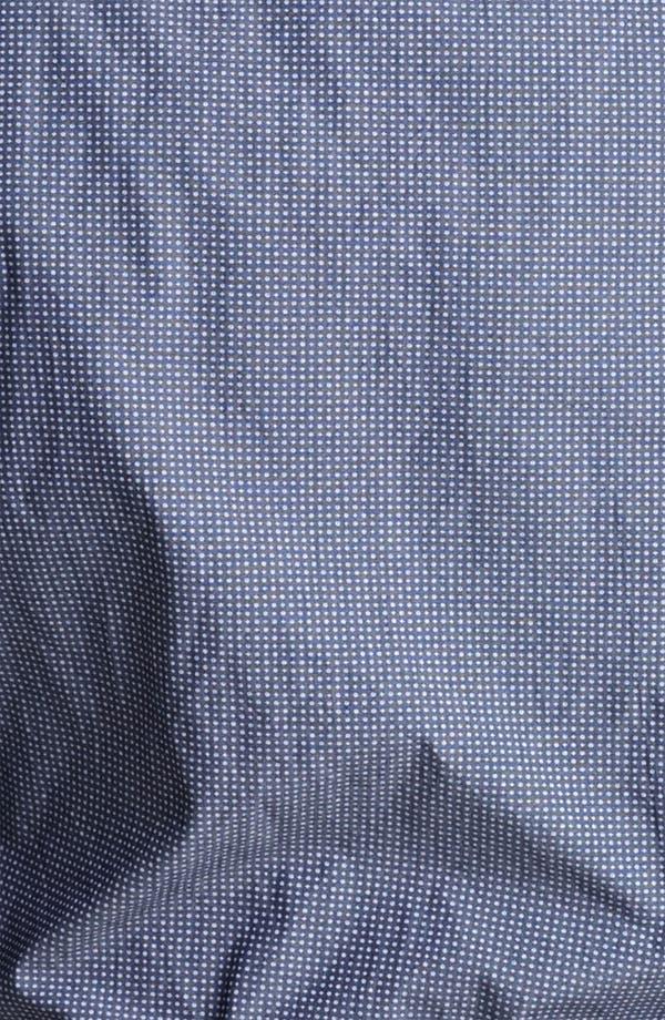 Alternate Image 3  - Armani Collezioni Geometric Print Sport Shirt