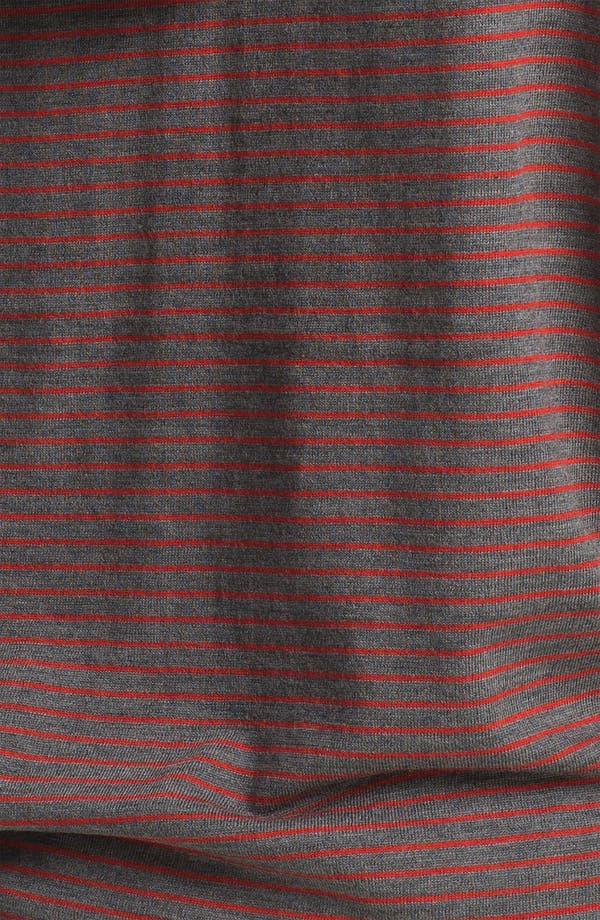 Alternate Image 3  - Eileen Fisher Short Sleeve Hooded Merino Top