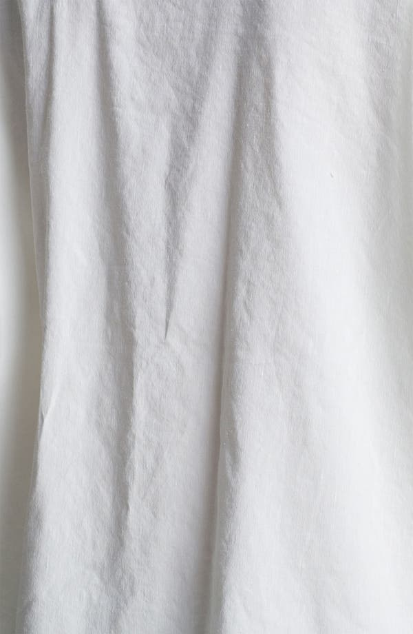 Alternate Image 3  - Eileen Fisher Stretch Linen Blend Shirt