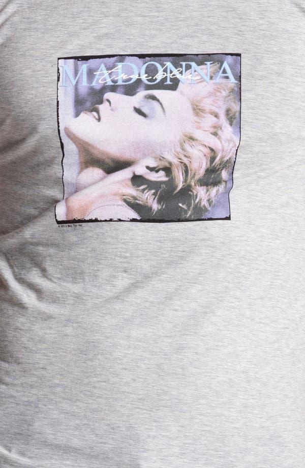 Alternate Image 3  - Dolce&Gabbana 'Madonna - True Blue' Graphic T-Shirt