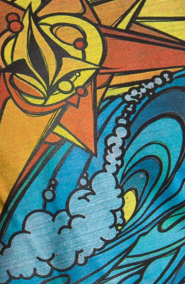 Alternate Image 3  - Volcom 'St. Bart's Mural' Graphic T-Shirt
