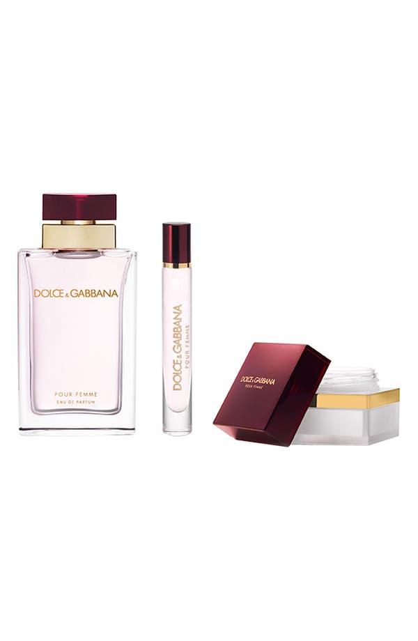 Alternate Image 2  - Dolce&Gabbana 'Pour Femme' Eau de Parfum Set (Nordstrom Exclusive) ($120 Value)