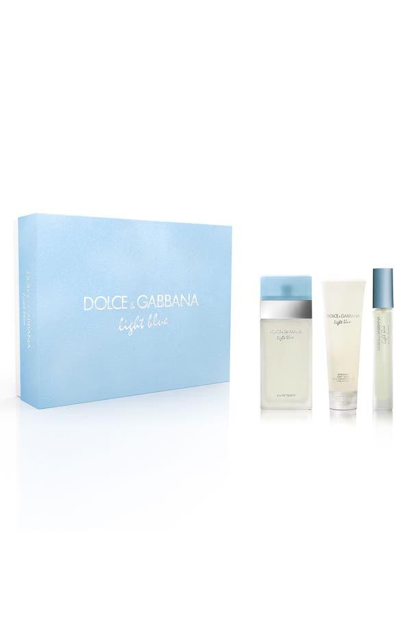 Alternate Image 1 Selected - Dolce&Gabbana Beauty 'Light Blue' Fragrance Set ($85 Value)