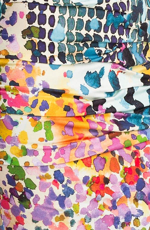 Alternate Image 3  - Nicole Miller 'In the Sun' Jersey Sheath Dress