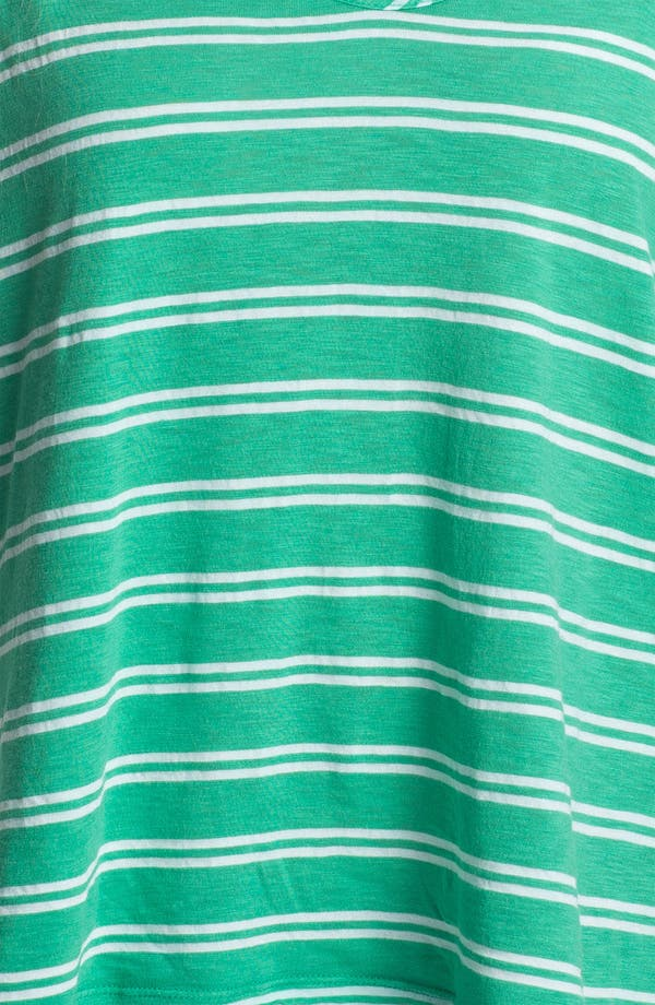 Alternate Image 3  - Splendid Envelope Back Stripe Tee