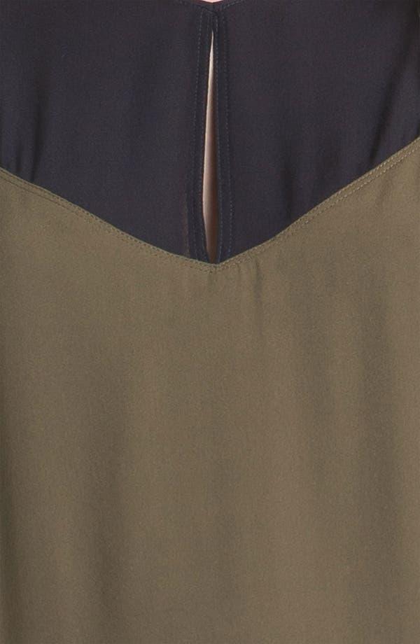 Alternate Image 4  - A.L.C. 'Camille' Silk Dress